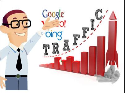 Увеличение трафика. Помощь в продвижении сайта