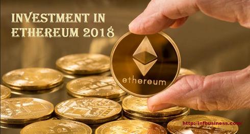 Инвестиция в Ethereum