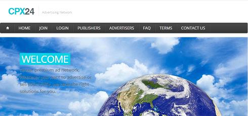 Рекламная сеть CPX24