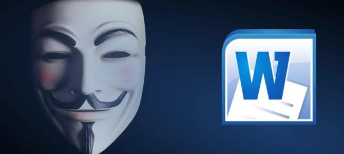 Хакеры могут использовать Microsoft Word для похищения криптовалюты