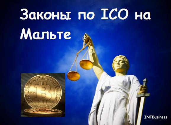 Законы по ICO на Мальте