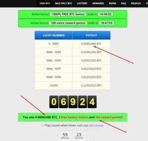 Заработки без вложений на тщательно отобранных проектах и сайтах. Лучшие краны FreeBitco.in и FreeDoge.co.in