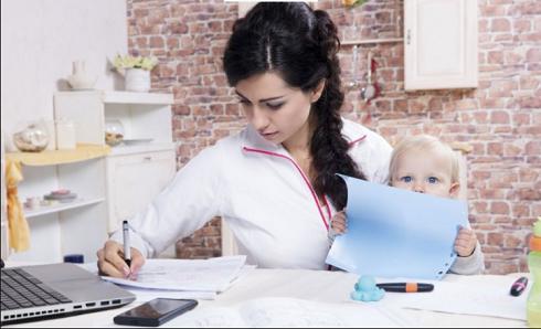 Надомная работа для женщин это не редкость