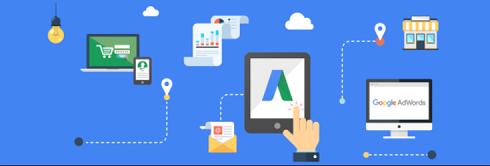 Работать в Google AdWords.Рекламные продукты