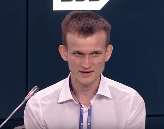 Виталик Бутерин на форуме