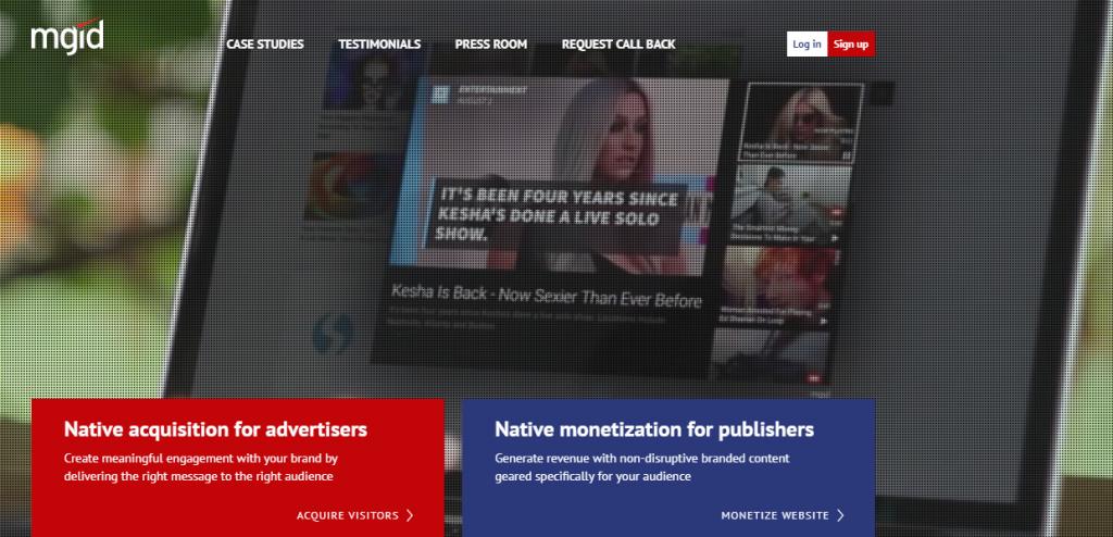 MGID - очень обожаемая и чрезвычайно популярная Native Ad Network