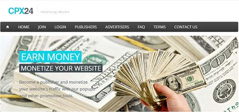 Обзор рекламной сети CPX24