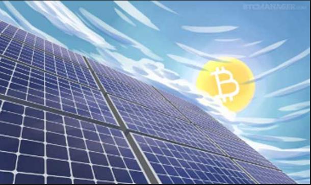 Затраты электроэнергии Биткоином