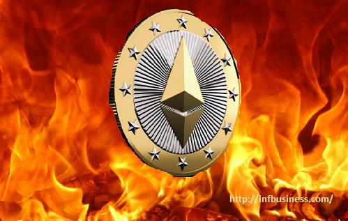 Сжигая токены, удержим курс Ethereum — В. Бутерин