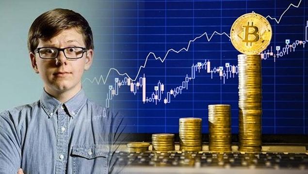 Самый первый крипто миллионер-подростокЭрик Финман