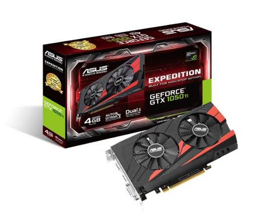 Видеокарта Nvidia GeForce GTX 1050 Ti