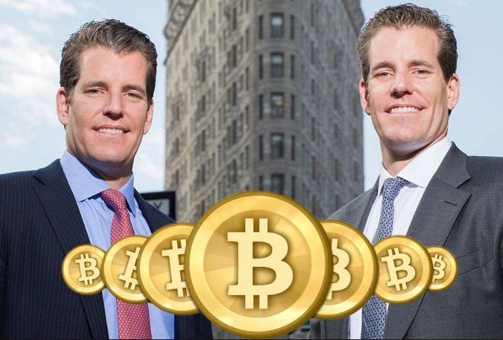 Криптовалютные инвесторы.Тайлер и Кэмерон Винклевус