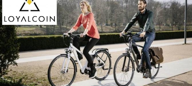 Велосипед для майнинга и добыча LoyalCoin
