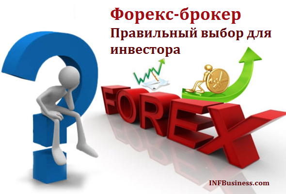 Форекс-брокер. Правильный выбор для инвестора