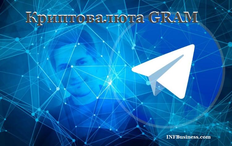 Криптовалюта Gram – перспектива 2019 года