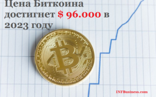 Цена Биткоина достигнет $ 96.000 в 2023 году