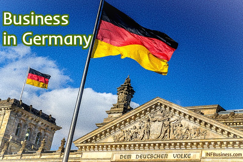 Бизнес в Германии с нуля
