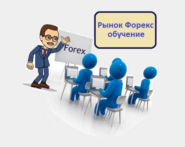 Рынок Форекс обучение
