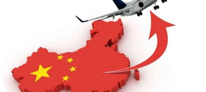 Оперативная авиадоставка грузов из Китая