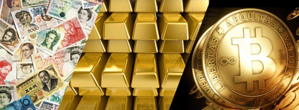 Фиатные валюты и другие деньги и их взаимодействие