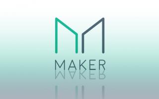 Токен Maker - обзор, характеристики