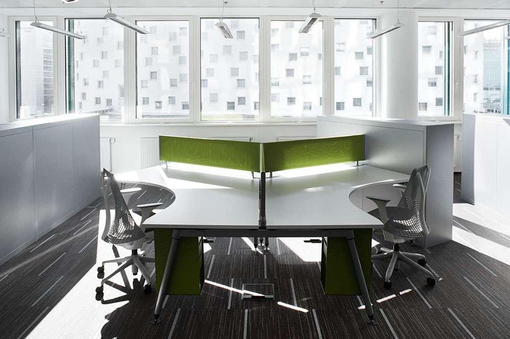 Офис «open space» — эффективный инструмент менеджмента