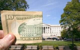 Министерство финансов США предлагает налогообложение на крипто-транзакции от 10к$