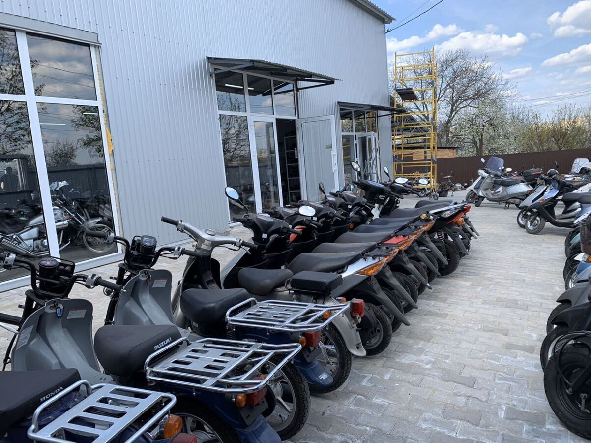 Как проверить б/у скутер перед покупкой?